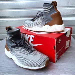 Nike | Zoom Mercurial XI Flyknit Grey Sneakers 9